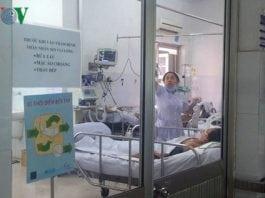 Một bệnh nhân cúm tử vong