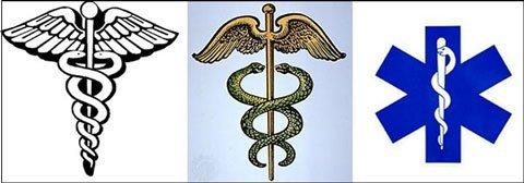 Biểu tượng ngành y khoa