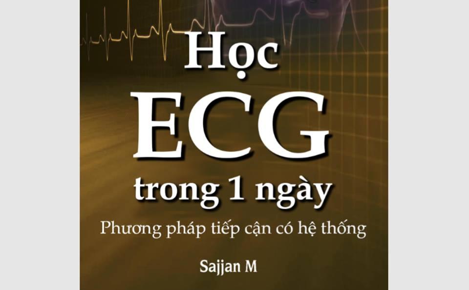 [PDF] Học điện tâm đồ trong 1 ngày - Learn ECG in a day