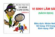 [Sách dịch] Vi Sinh Lâm Sàng (Clinical Microbiology Made Ridiculously Simple)