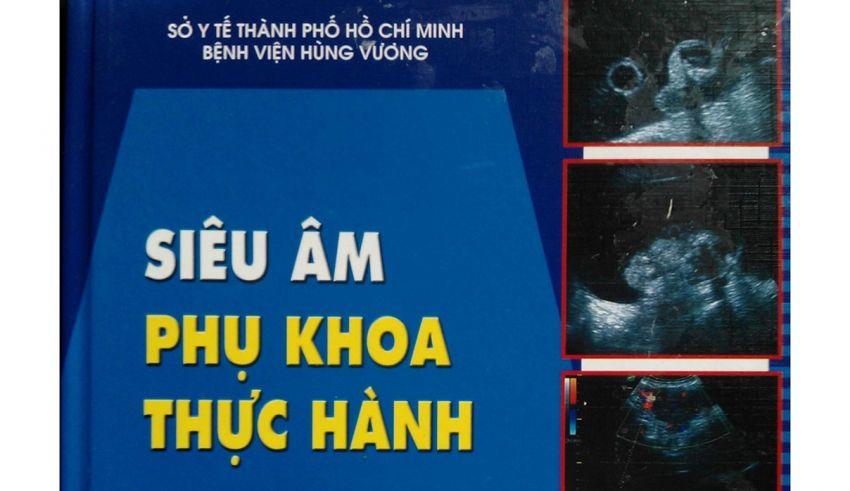 [PDF] Siêu âm Phụ khoa thực hành - Bệnh viện Hùng Vương