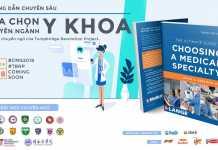 Hướng dẫn chuyên sâu lựa chọn chuyên ngành Y khoa (Tiếng việt - 2018)