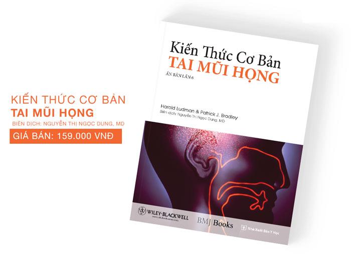 [PDF] Kiến Thức Cơ Bản Tai Mũi Họng (Sách Dịch)