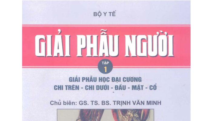 [PDF] Giải Phẫu Người - Trịnh Văn Minh (Tập 1)