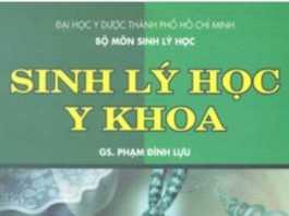 [PDF] Sinh Lý Học Y Khoa - Tập 2 - GS. Phạm Đình Lựu | ĐHYD TPHCM