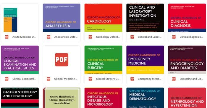 Bộ 24 handbook kinh điển của Oxford