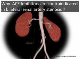 Vì sao ACEI chống chỉ định trong hẹp động mạch thận hai bên?