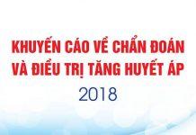 Khuyến cáo về chẩn đoán và điều trị Tăng huyết áp 2018